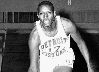 News video: Earl Lloyd, First African-American Player in NBA, Dies at Age 86