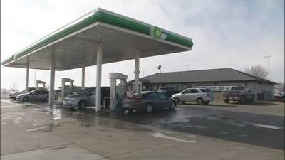 News video: Gas tax to help Iowa infrastructure